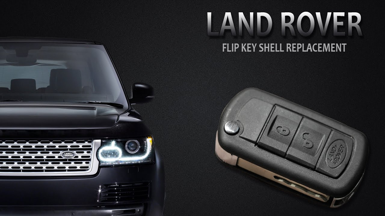 Land Rover Replacement Car Keys Anywhere In Ireland