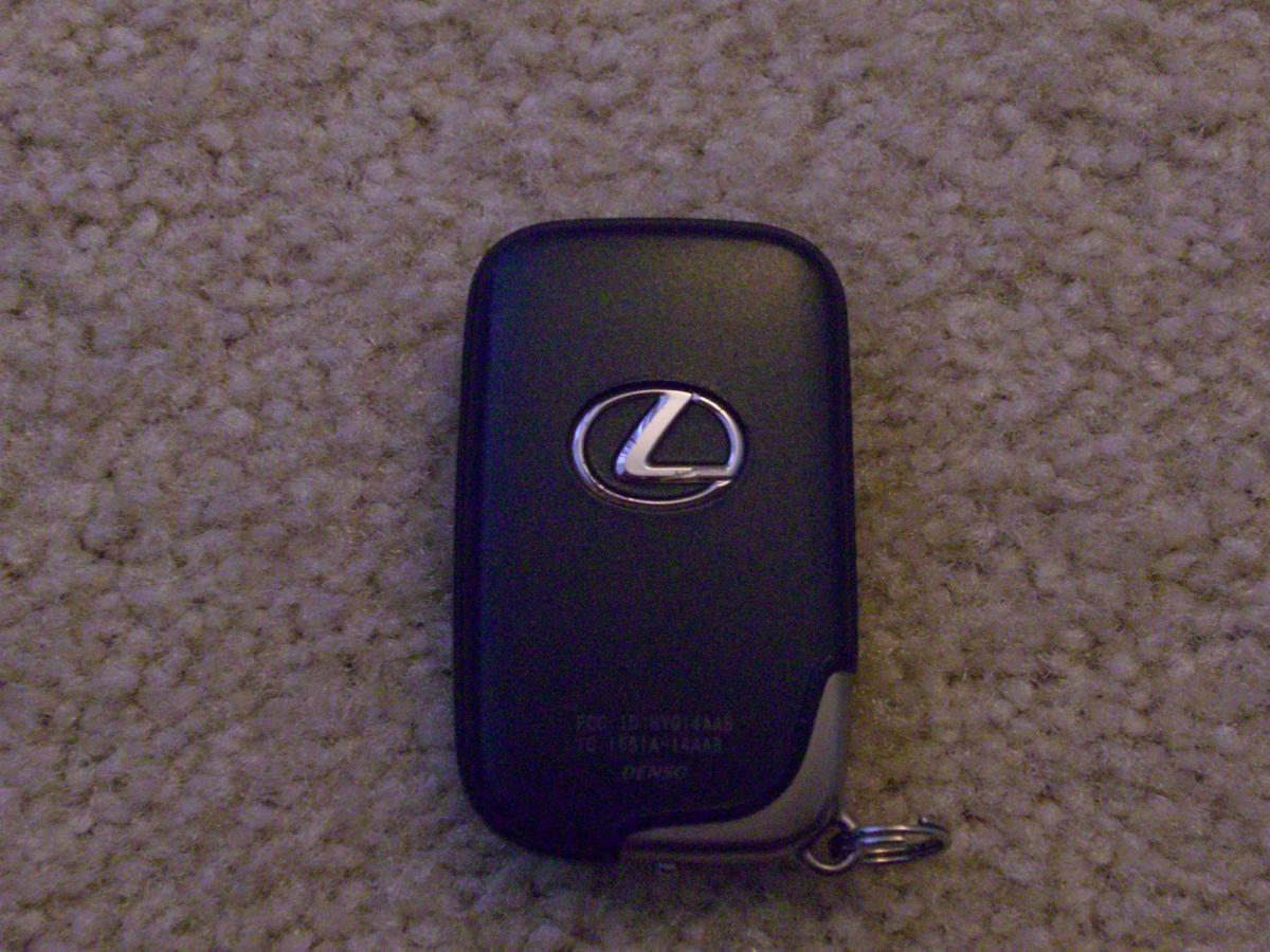 Lexus Replacement Car Keys Anywhere In Ireland