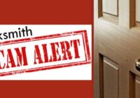 Locksmith Scam Alert