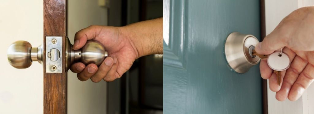 It's Time for a Locksmith for These 4 Door Lock Problems!