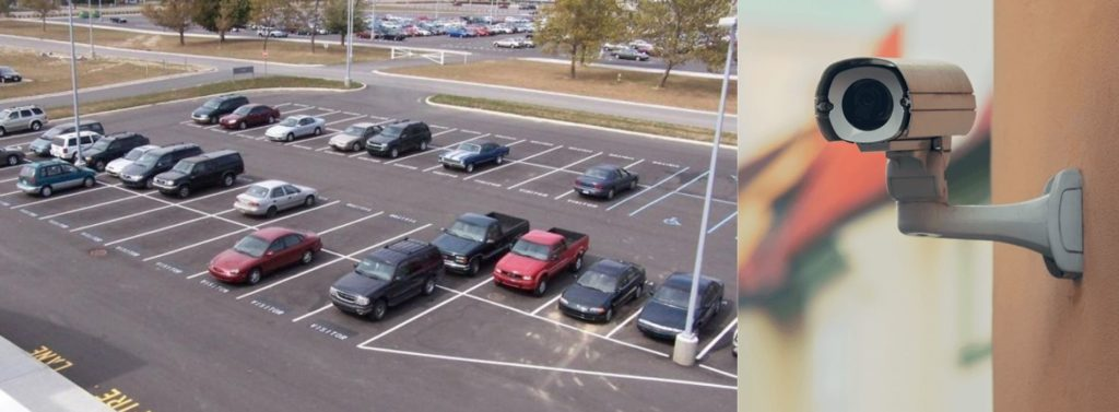 Installing Security Cameras Is a Must at Parking Lots – Why?