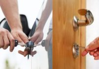Car Locksmith and a Door Locksmith