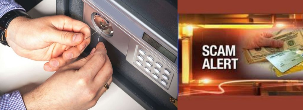 What You Must be Aware of Locksmithing Scams